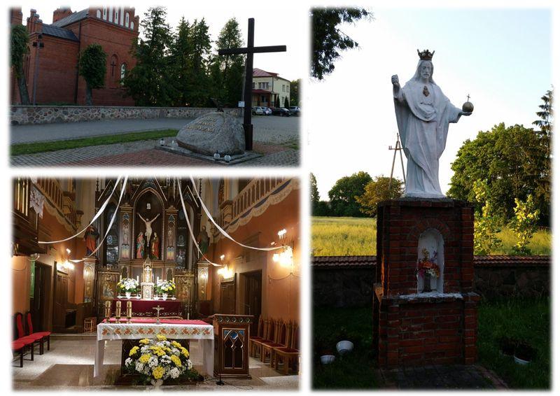 Parafia Rzymskokatolicka pw. św. Andrzeja Apostoła w Wyszkach